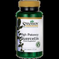 Кверцетин экстракт (High Potency Quercetin), 475 мг 60 капсул, фото 1