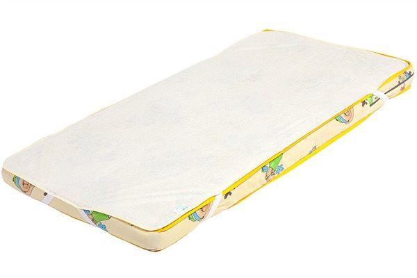 Непромокаемый наматрасник «Поверхность Classic» (в ассортименте, 125/65 см), Эко-Пупс