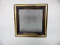 Решетка каминная гальванизированная Kratki, Рустикальная, фото 1
