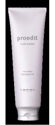 Lebel Маска Proedit Bounce Fit Treatment Восстанавливающая маска для поврежденных волос Лебел 250мл