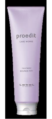 Lebel  Маска Восстанавливающая маска для сильно поврежденных волосProedit Bounce Fit + Treatment Лебел 250мл