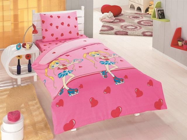 Подростковый постельный комплект Narina, Zambak