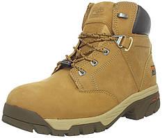 """Ботинки Timberland PRO Helix 6"""" WP Insulated Comp Toe, Wheat"""
