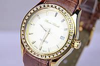 Женские наручные часы Alberto Kavalli Оriginal 06783-01Japan(Miyota) ремешок кожа