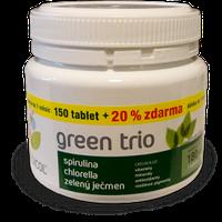 ВЕГА зеленое трио (спирулина, хлорелла, зеленый ячмень) 180 шт Topnatur