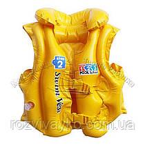 Надувной детский жилет Intex 58660