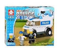 Конструктор аналог LEGO Полицейский спецназ 78 деталей