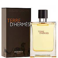 Мужская туалетная вода Hermes Terre D`Hermes шикарный цитрусовый аромат