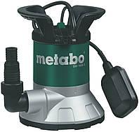 Metabo TPF 7000 S Погружной насос для чистой воды и откачки со дна 450Вт