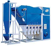 Очистка зерна сепаратор САД-50 с циклоном (воздушная очистка зерна)