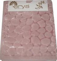 Набор ковриков для ванной и туалета   Arya Cakil розовый