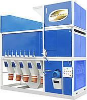 Очистка зерна - зерновой сепаратор САД-100