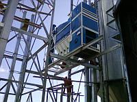Зерновой сепаратор САД-150 - элеваторное оборудование