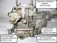 """Карбюратор 2107-10 """"ДААЗ"""" с микр.выкл. (1.5-1.6 дв.)"""