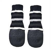 Trixie TX-19522 Dog Socks-носки для собак 2шт (Бордер - колли)