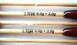 Поплавок Tim отгруженный скользящий 6+3 г., серия 4-04, фото 2