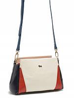 Красивая сумка кожаная через плечо L-SD1022