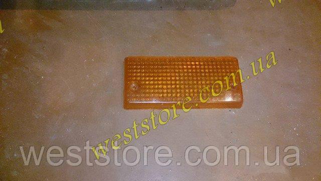 Стекло подфарника Ваз 21011 желтое пр-во Самара (цена за 1шт)