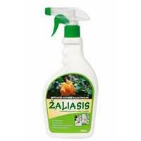 "Мыло калиевое жидкое зелёное ""Zaliasis"" (500мл)"