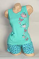 Пижама женская с бабочками