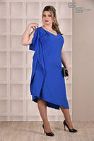 Платье летнее Валенсия (размеры 42-74)
