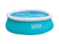 Бассейн надувной / бассейн наливной Intexs Easy Set Pool (183*51см)