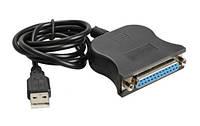 USB - LPT переходник адаптер параллельный порт