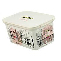 Ящик для хранения S Decos Miss New York