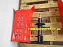 Стойка (амортизатор) передняя левая Ваз 2110, 2111, 2112 (ОАТ Скопин, Россия) масляная, фото 2