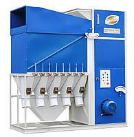 Оборудование для очистки зерна - сепаратор  САД-40