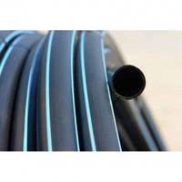 Трубы +из полиэтилена 50мм, 6 атм, длина 100 метров, EVCI PLASTIK
