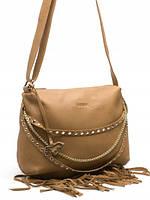 Модная сумка кожаная через плечо L-9668