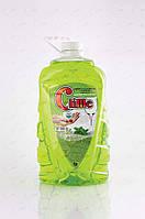 """Засіб д/миття посуду """"Clime"""" 5л Зелений чай"""