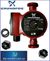 Насос циркуляционный Grundfos UPS 25-60-180 вал керамика