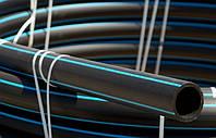 Труба полиэтиленовая магистральная 40мм, 6 атм,100 м, фото 1