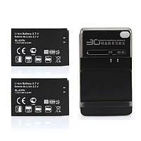 Аккумулятор для телефона LG BL-42FN (C550 Optimus Chat/ P350 Optimus Me) 100% Original  в Одессе
