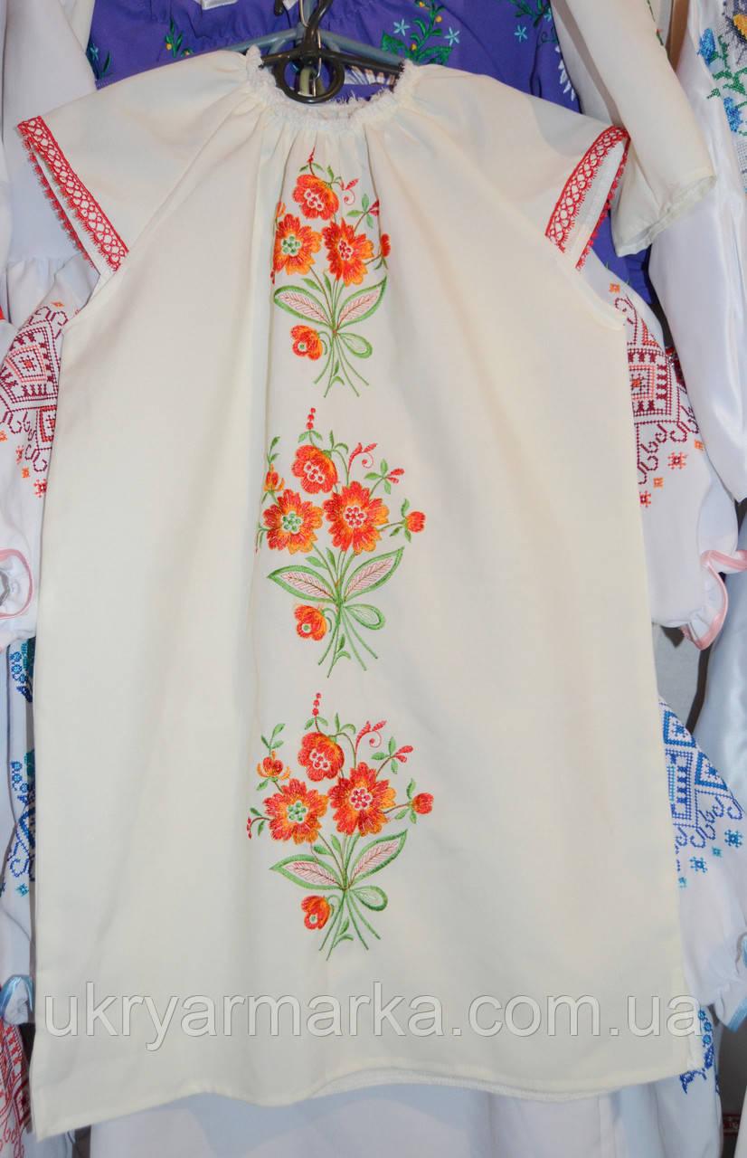 Літнє плаття для дівчинки c8d3266751c9d