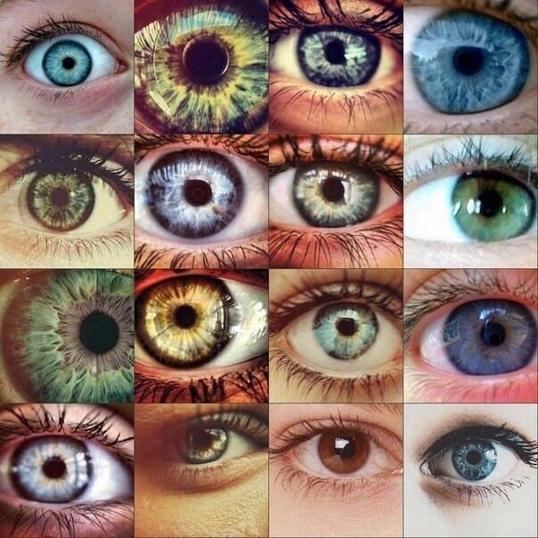 цветные линзы для глаз фото цена