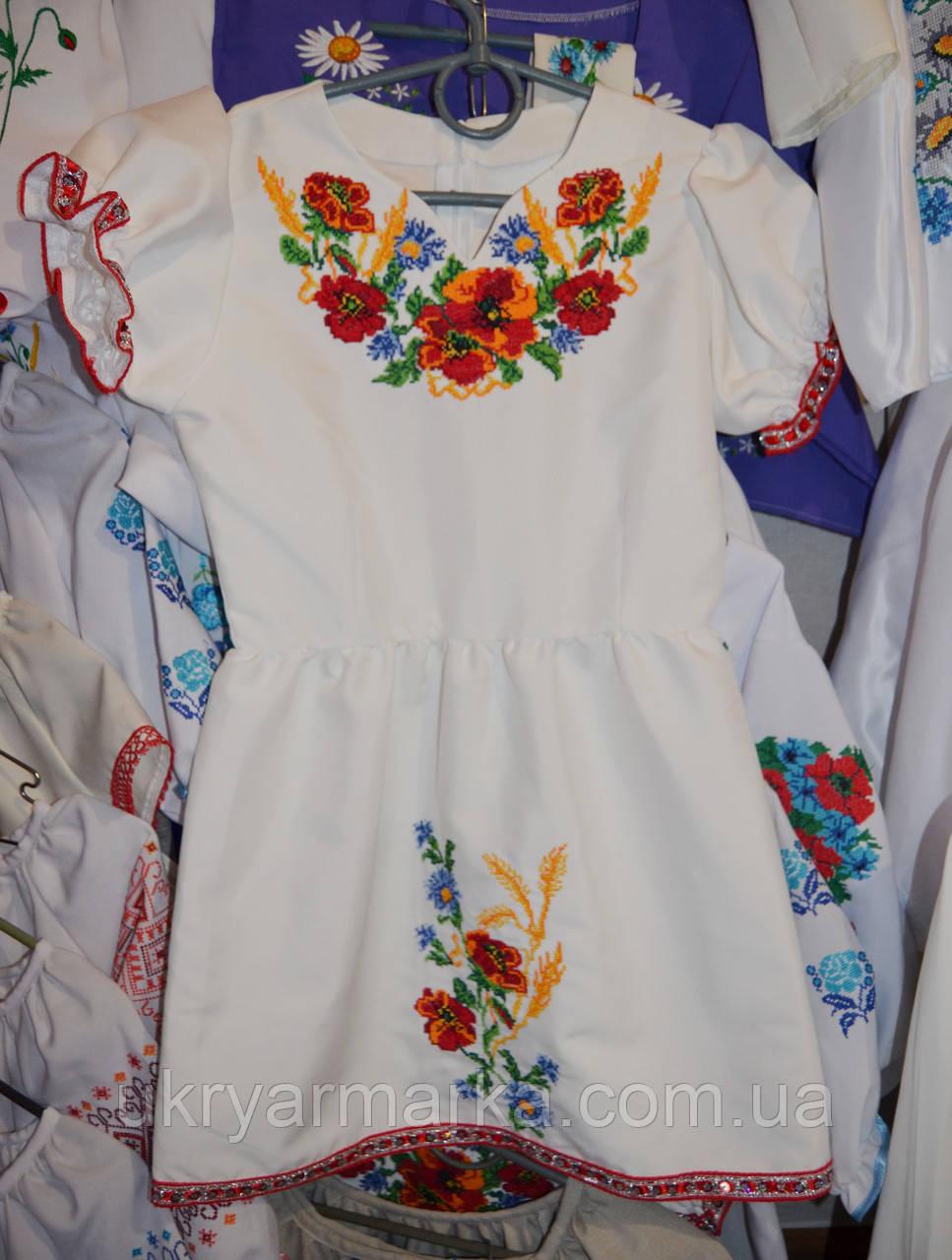 """Плаття для дівчинки """"Квіткове"""""""