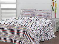 Комплект постельного белья 2,0 с простыней Пике Marie Claire CONFETTIS