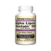 Альфа-липоевая кислота с биотином, 300 мг / 333 мкг, 30 таблеток