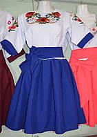 """Жіноче плаття """"Макова поляна"""""""