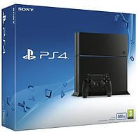 Игровая консоль PS4 PlayStation 4 500 Gb CUH 1216