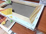 Холст чистый на подрамнике, грунтованный,  40х20 см., фото 8