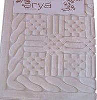 Набор ковриков для ванной  Arya  Berceste кремовый