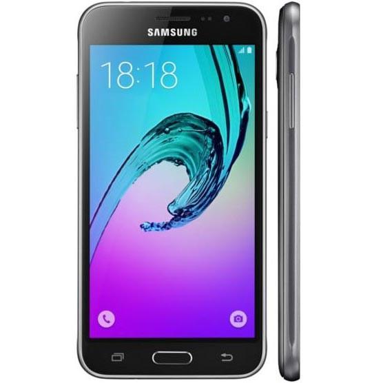 Смартфон Samsung SM-J320HZKDSEK (Black)
