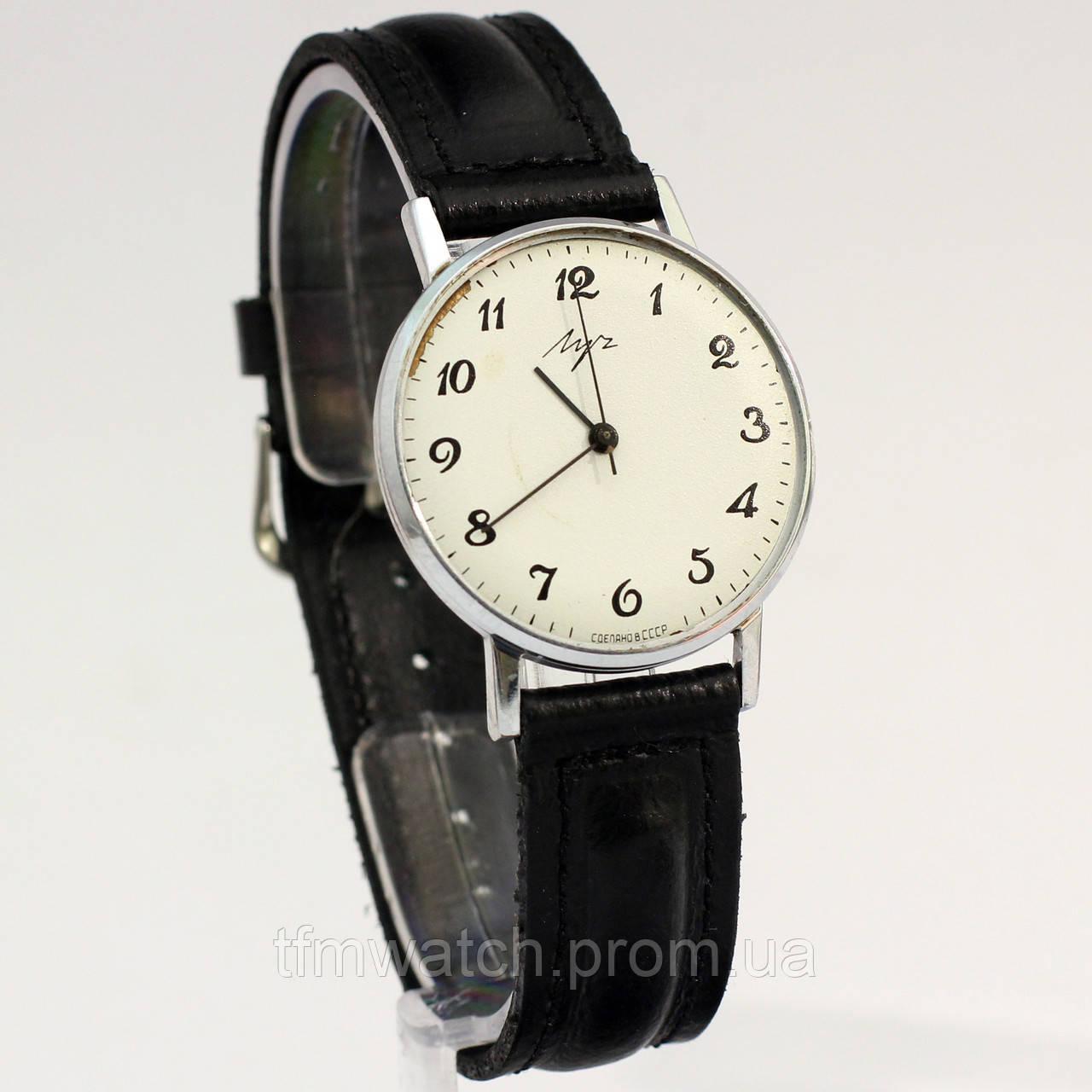 Луч классические часы СССР