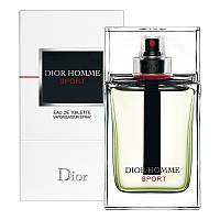 Тестер Christian Dior Dior Homme Sport 100 ml Тестер Лицензия Голландия 100% копия Оригинала