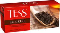 Чай черный Тесс Санрайз пакетированный 25*1,5 гр (37,5 гр)