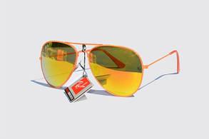 Модные мужские солнцезащитные очки Ray ban Aviator